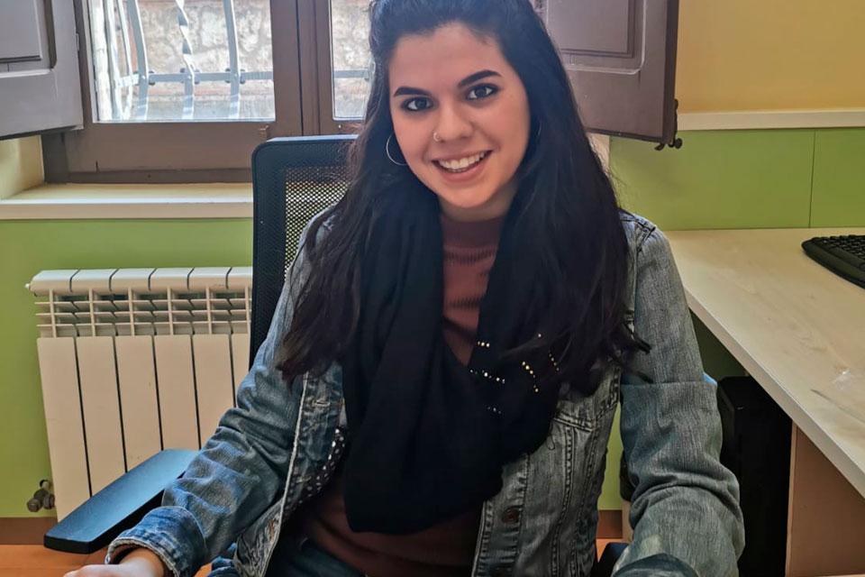 Aida Aznar...